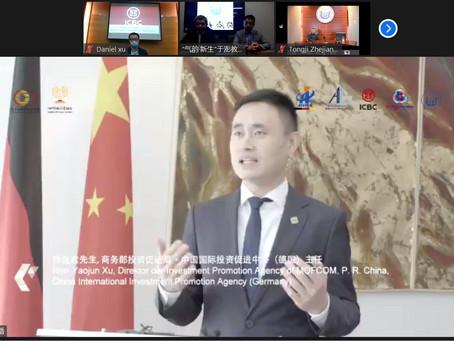 Hidden Champions - Bindeglieder zwischen Deutschland und China - neue CIIPA-Konferenzserie startet