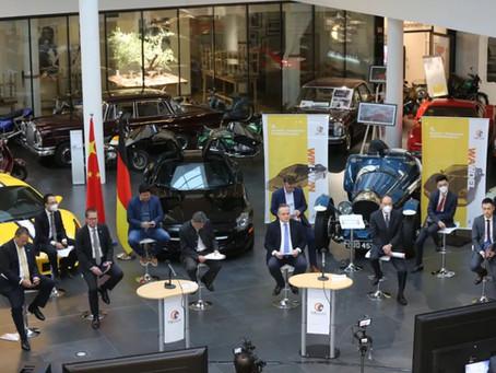 2020中德汽车大会开幕!两国会场实时连线,热点议题尽在掌握!