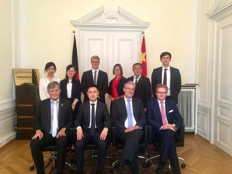 Begegnung mit Sachsen-Anhalt – Deutschlands neuem Wirtschaftszentrum