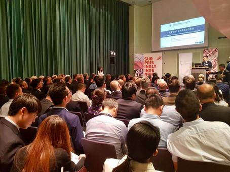 Chinesisch-Österreichisches Bahnindustrie Matchmaking 19.09.2018