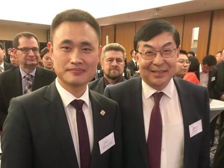 CIIPA: Großer Jahresempfang der deutsch-chinesischen Wirtschaft in Frankfurt a.M.