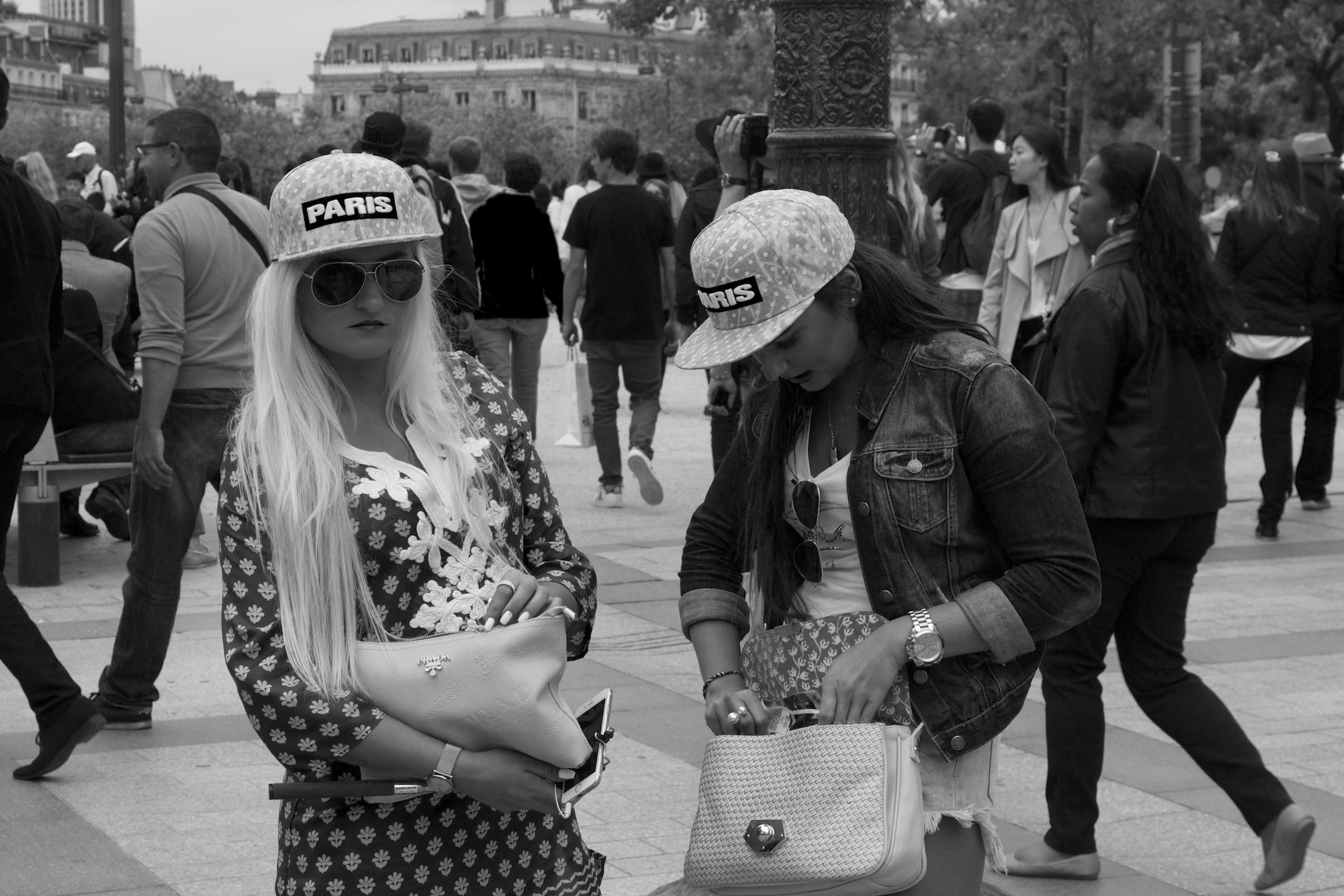 Paris, digital