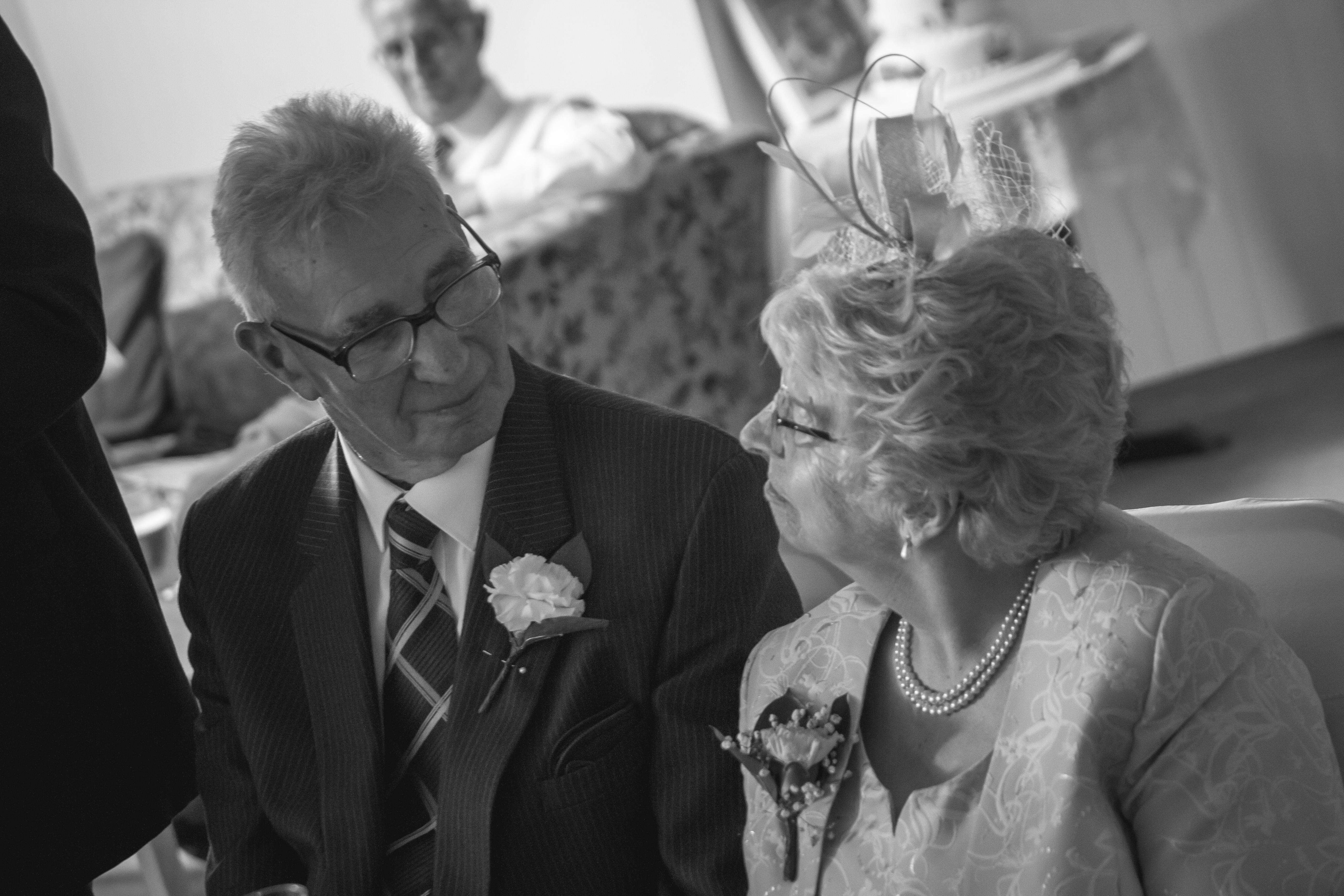 Dorothy and Geoffrey Wedding-148