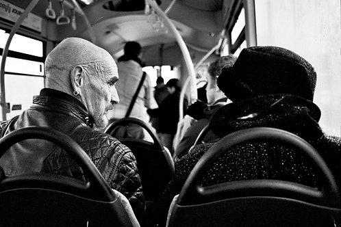 A4 Print - 607 Bus