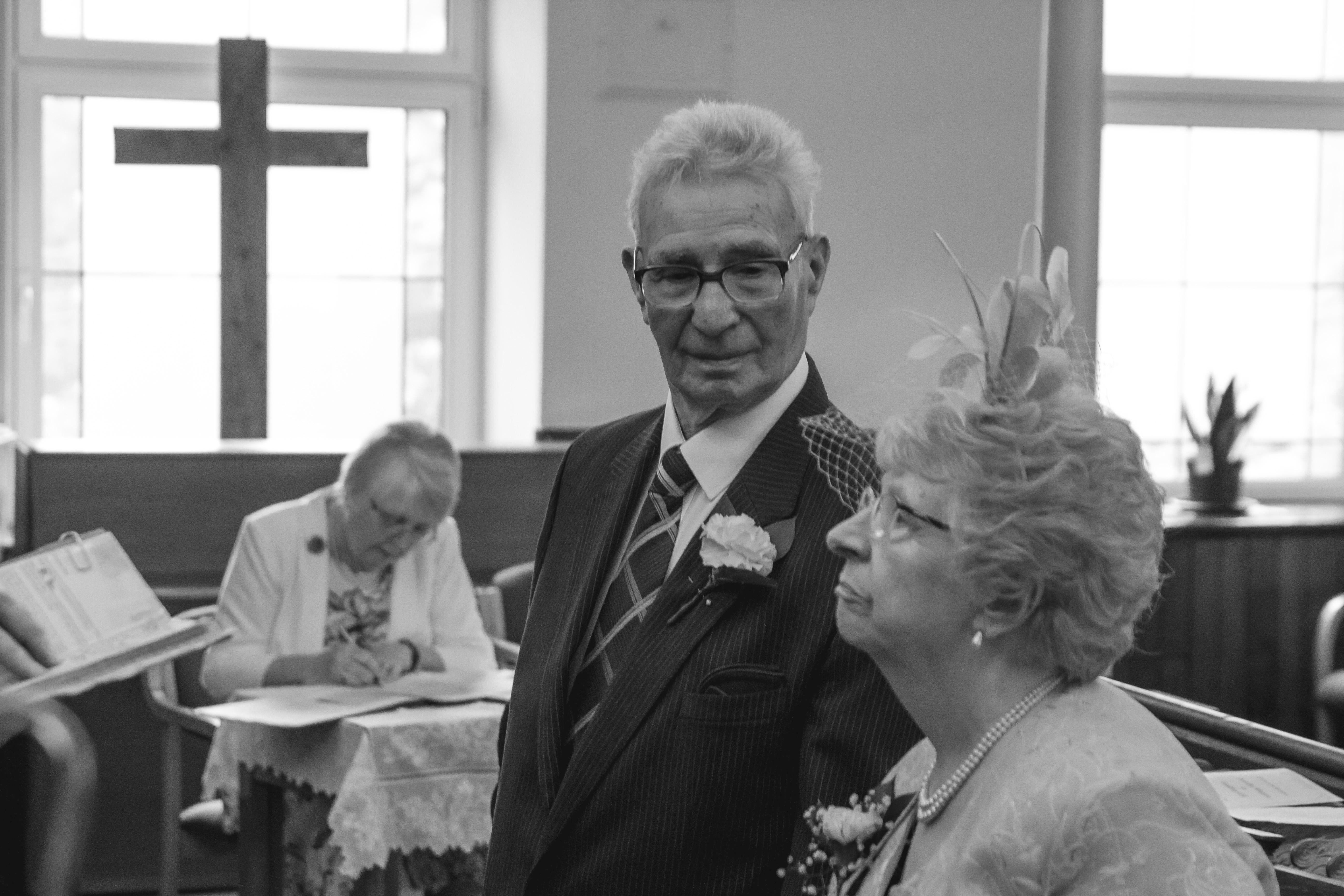 Dorothy and Geoffrey Wedding-41