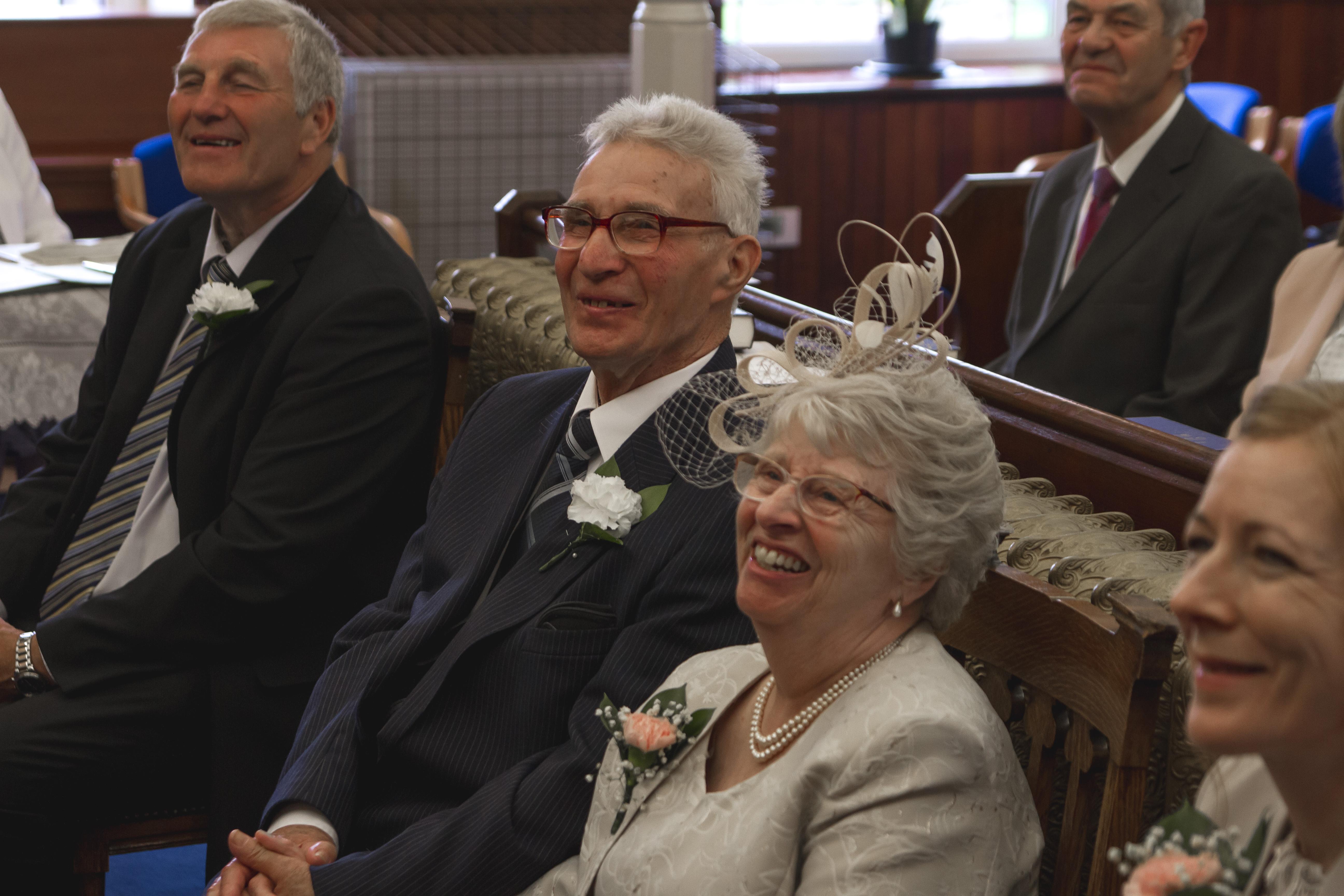 Dorothy and Geoffrey Wedding-70