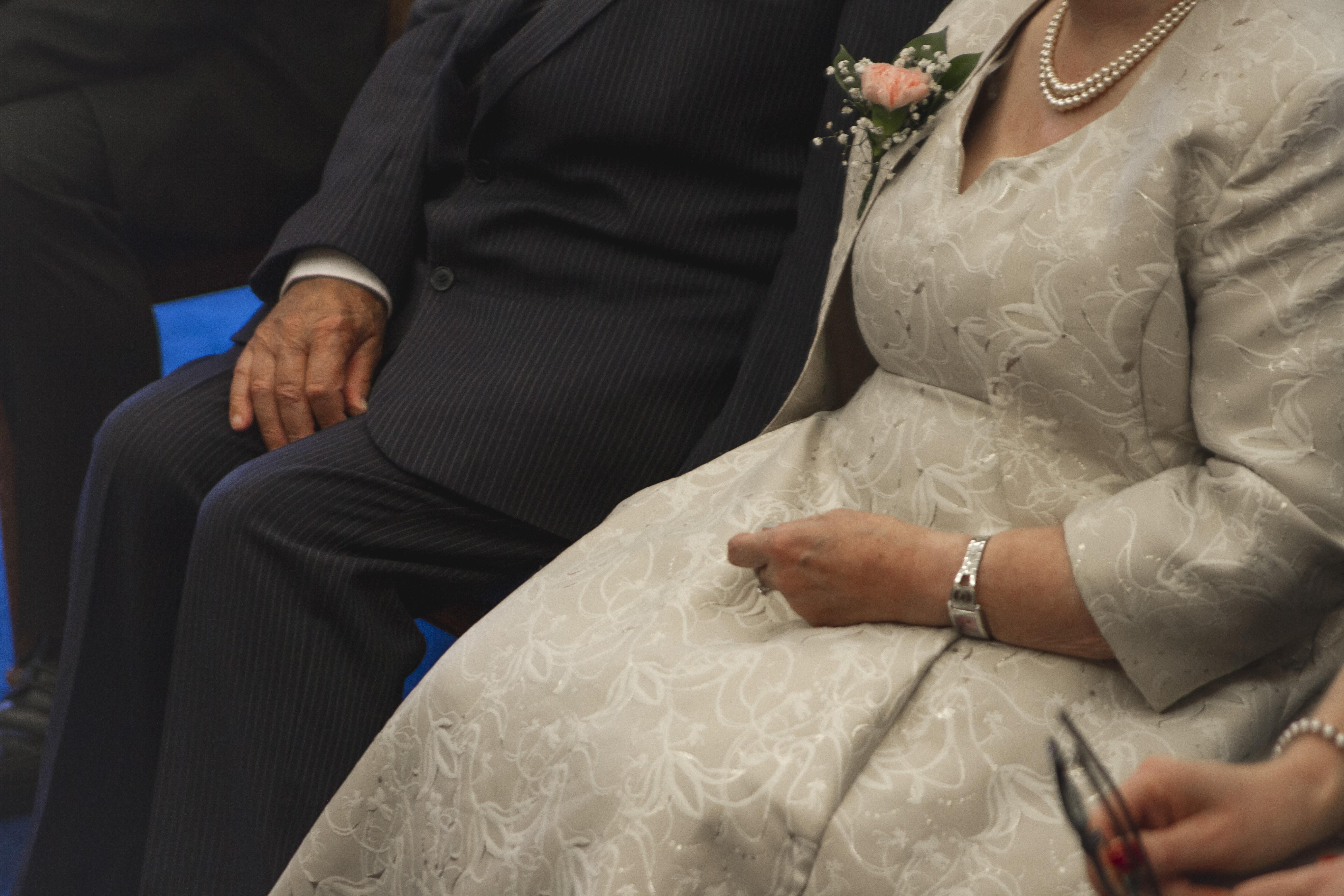 Dorothy and Geoffrey Wedding-13