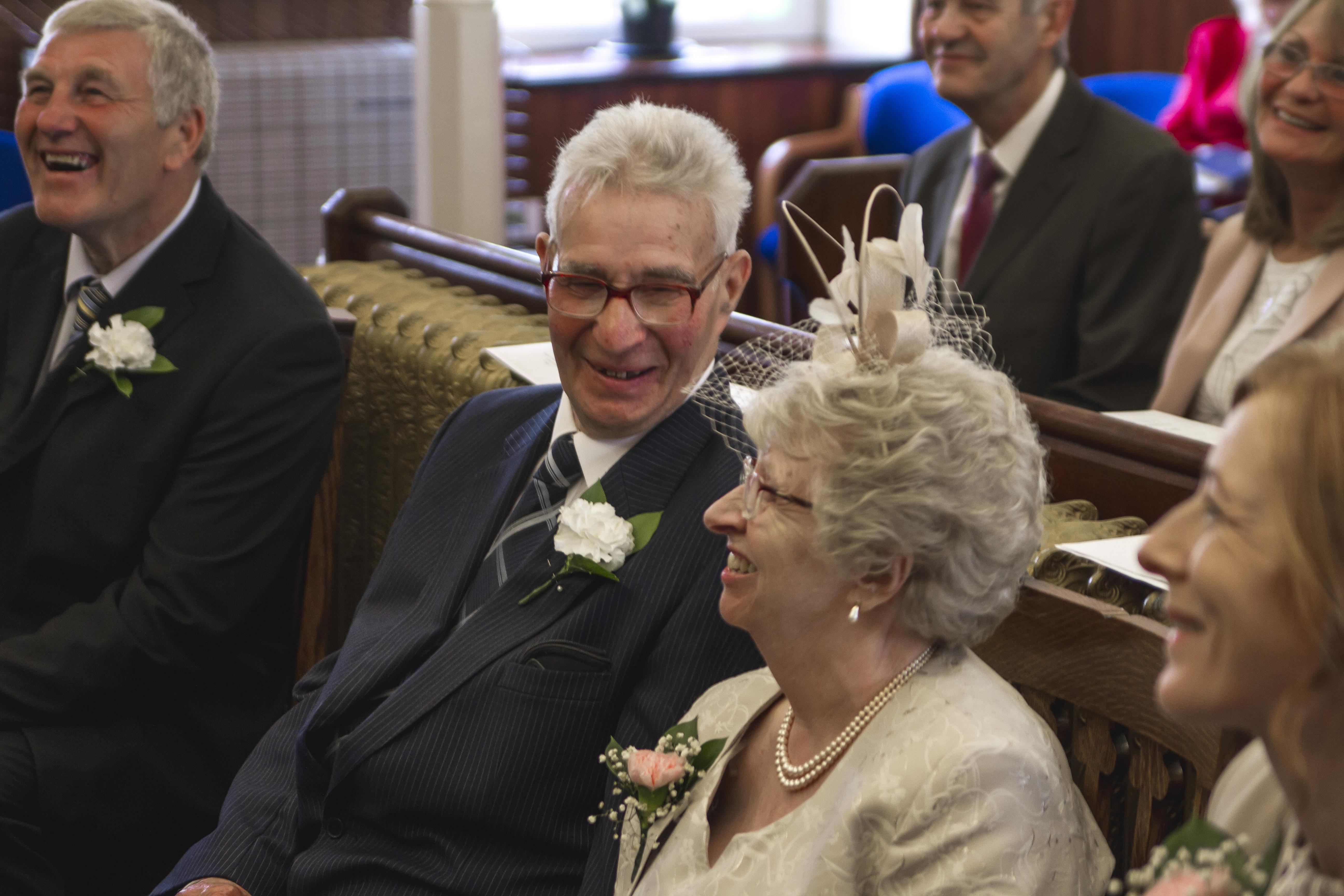 Dorothy and Geoffrey Wedding-15