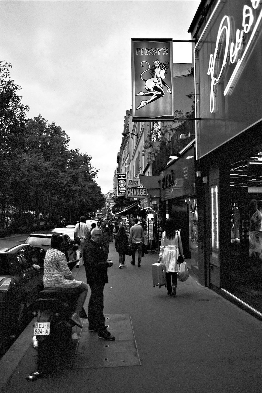 Paris red light, film