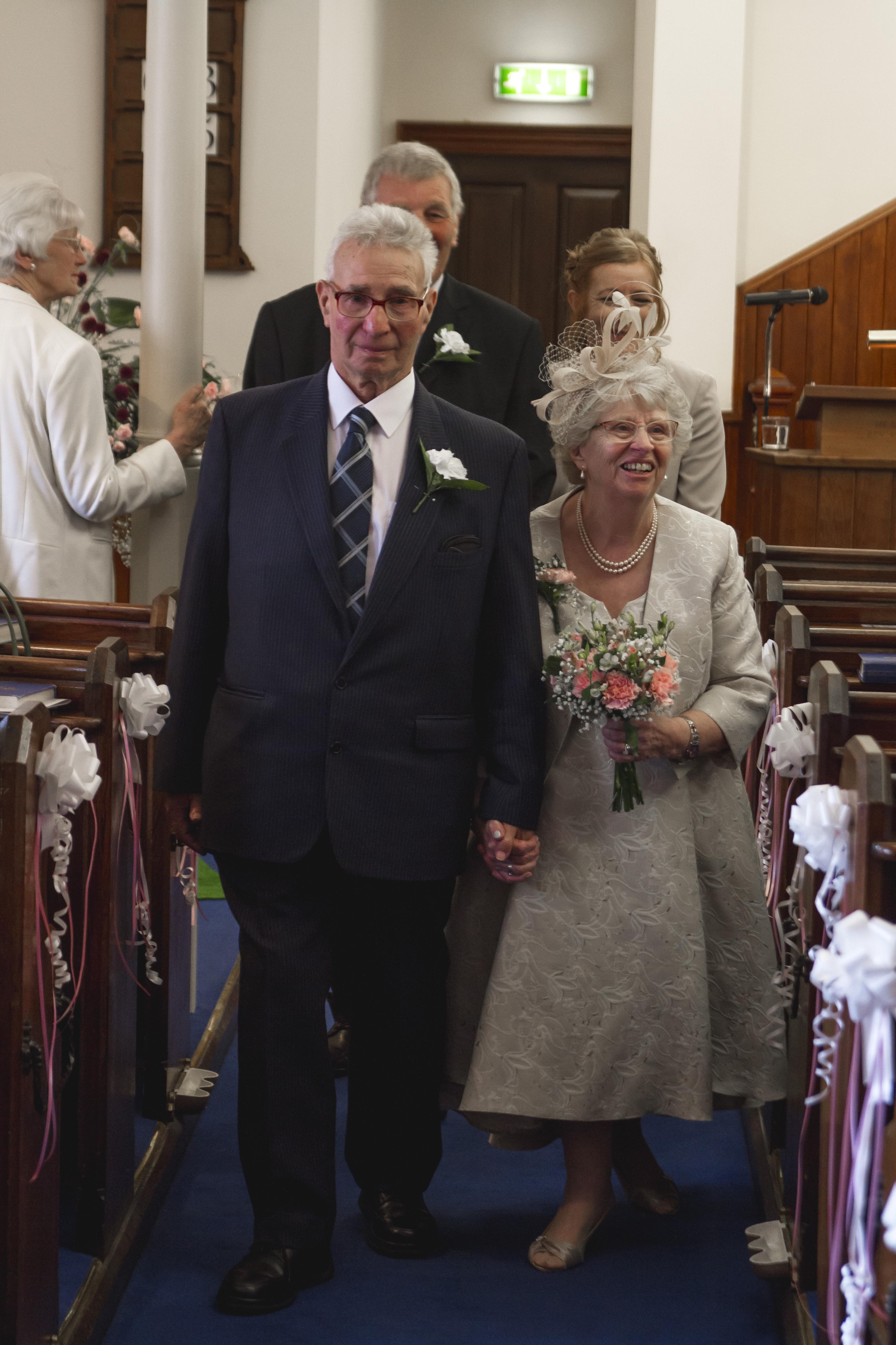 Dorothy and Geoffrey Wedding-78