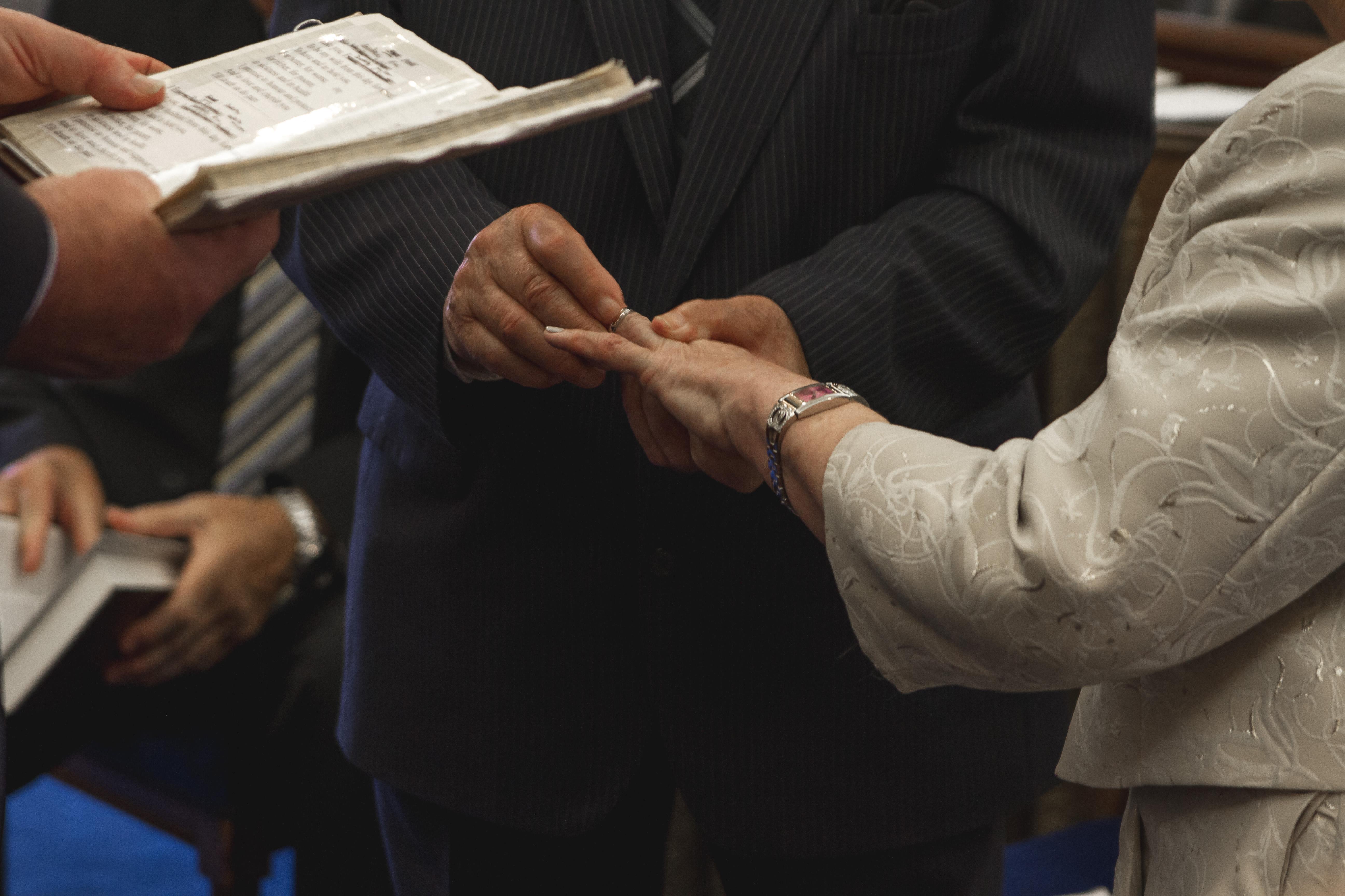 Dorothy and Geoffrey Wedding-44