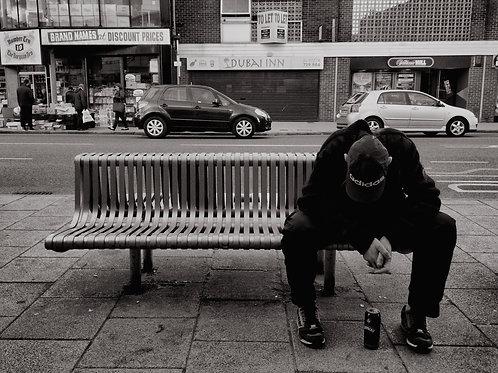 A4 Print - A Bradford Scene