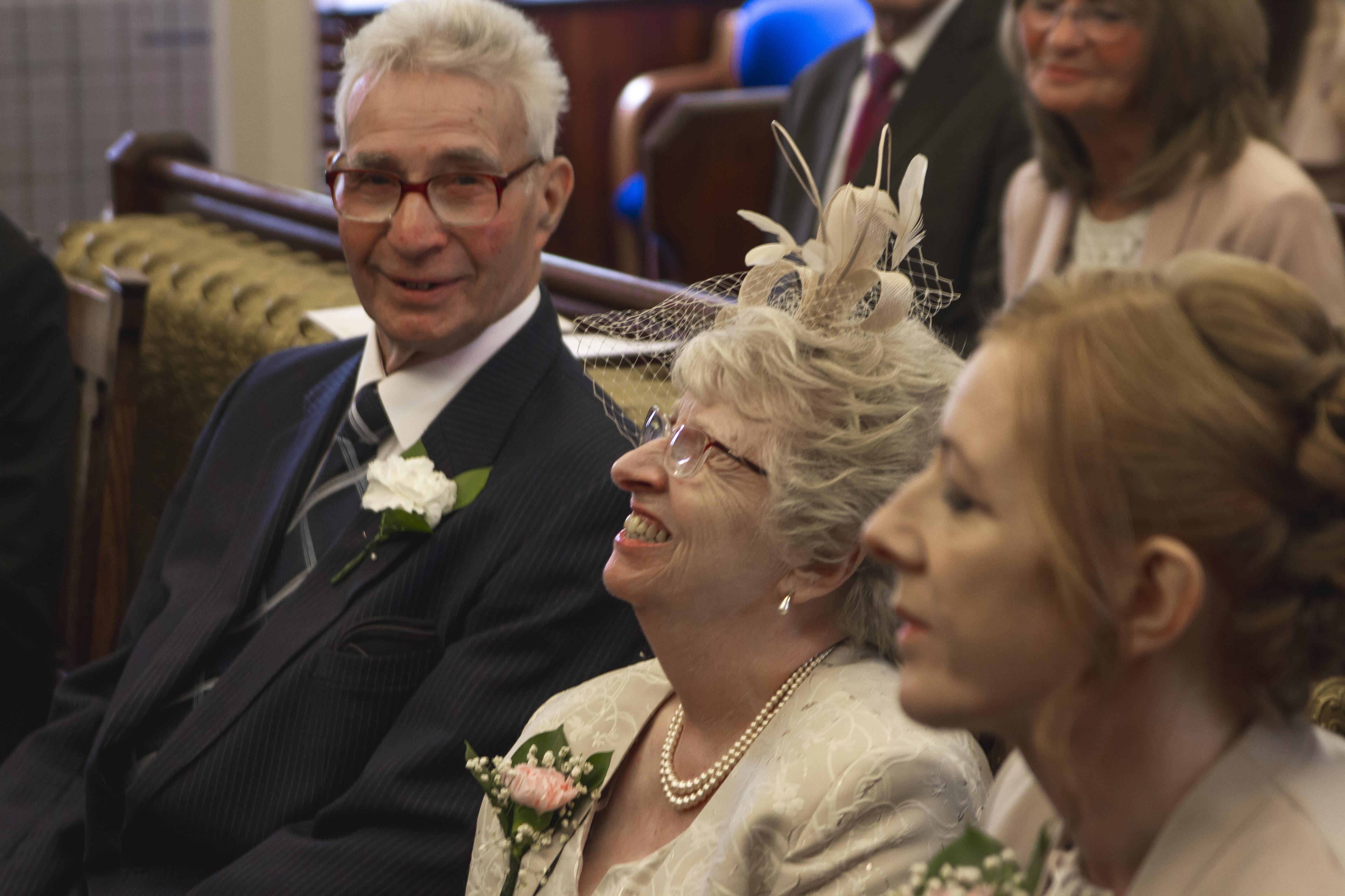 Dorothy and Geoffrey Wedding-25
