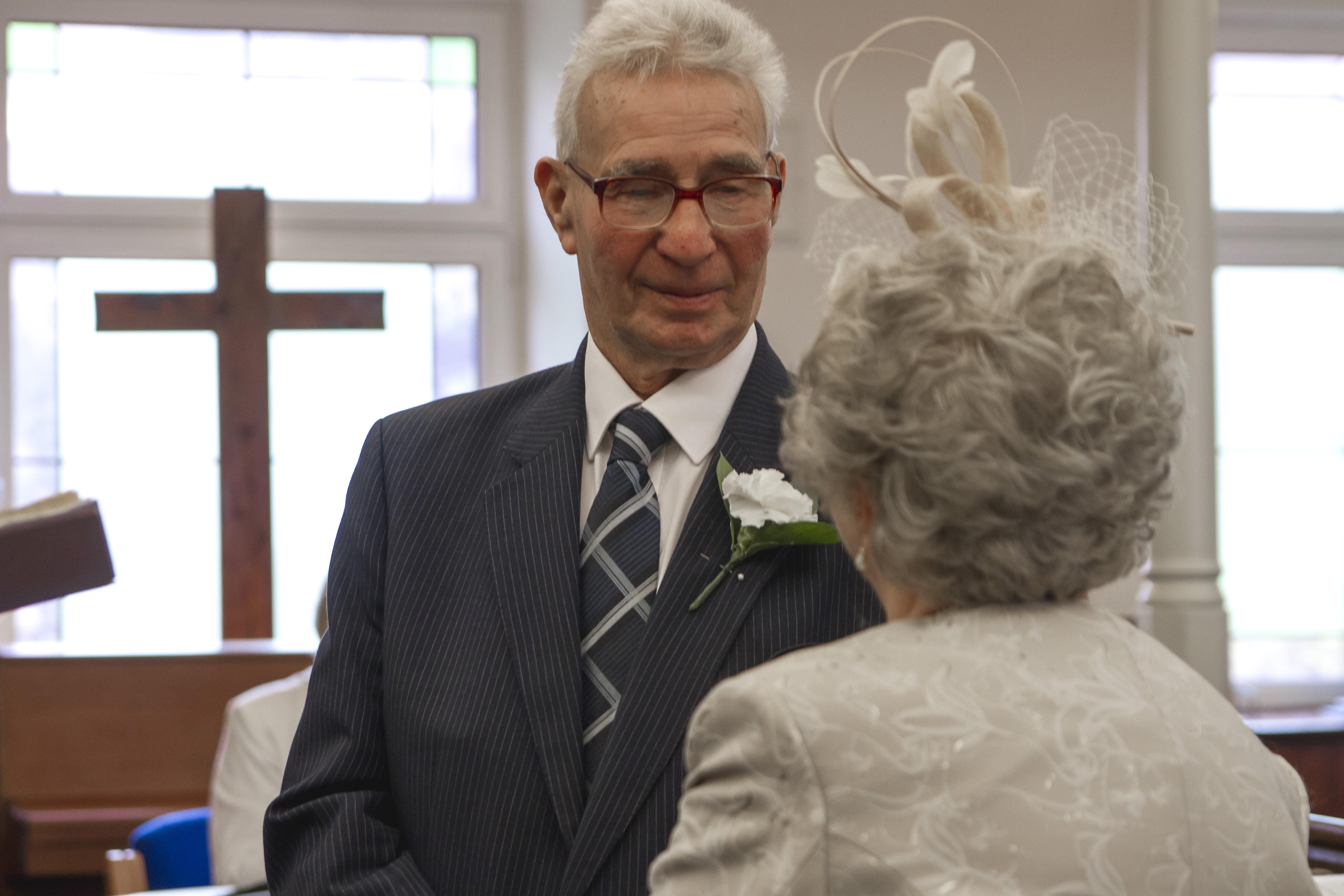 Dorothy and Geoffrey Wedding-51