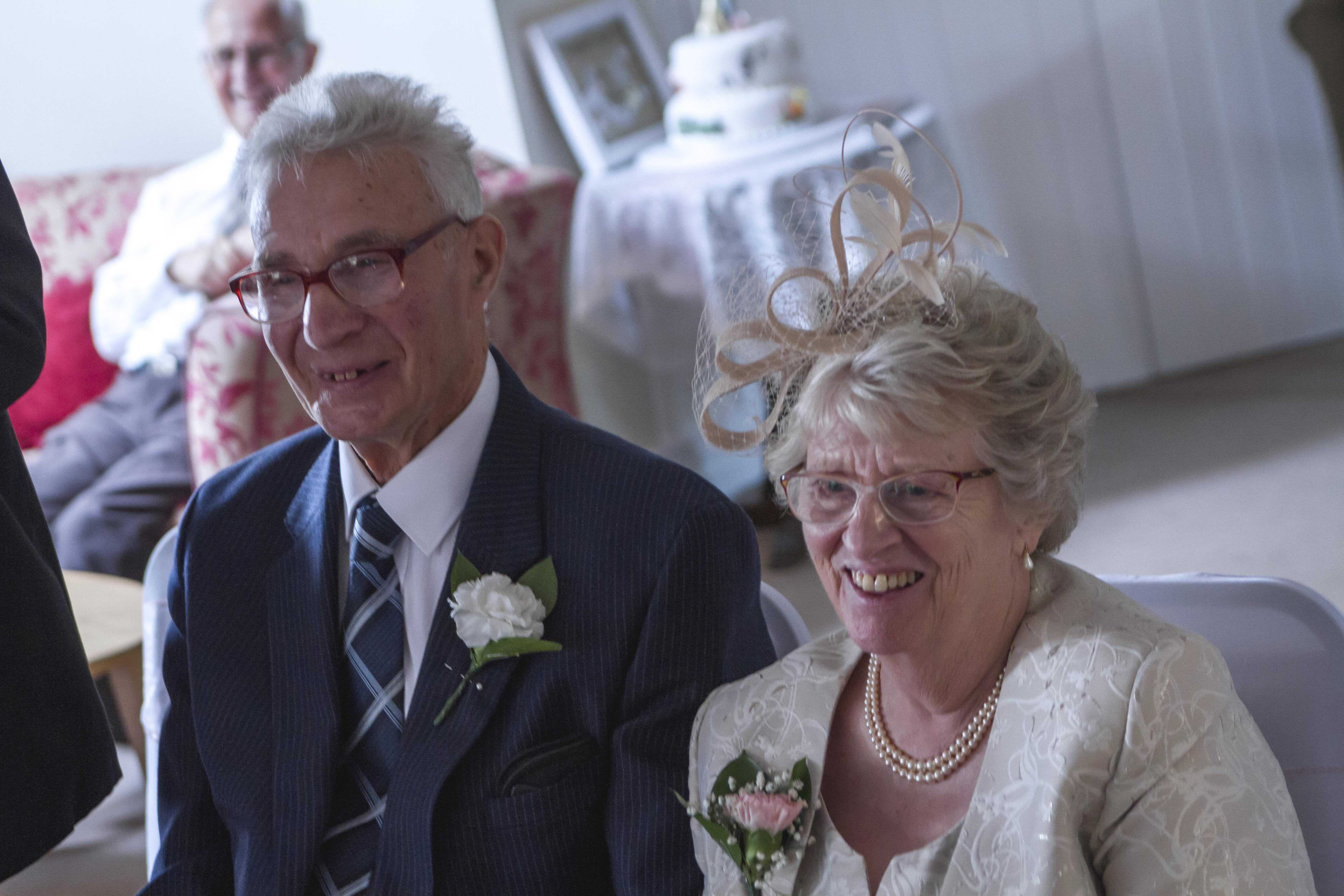 Dorothy and Geoffrey Wedding-149