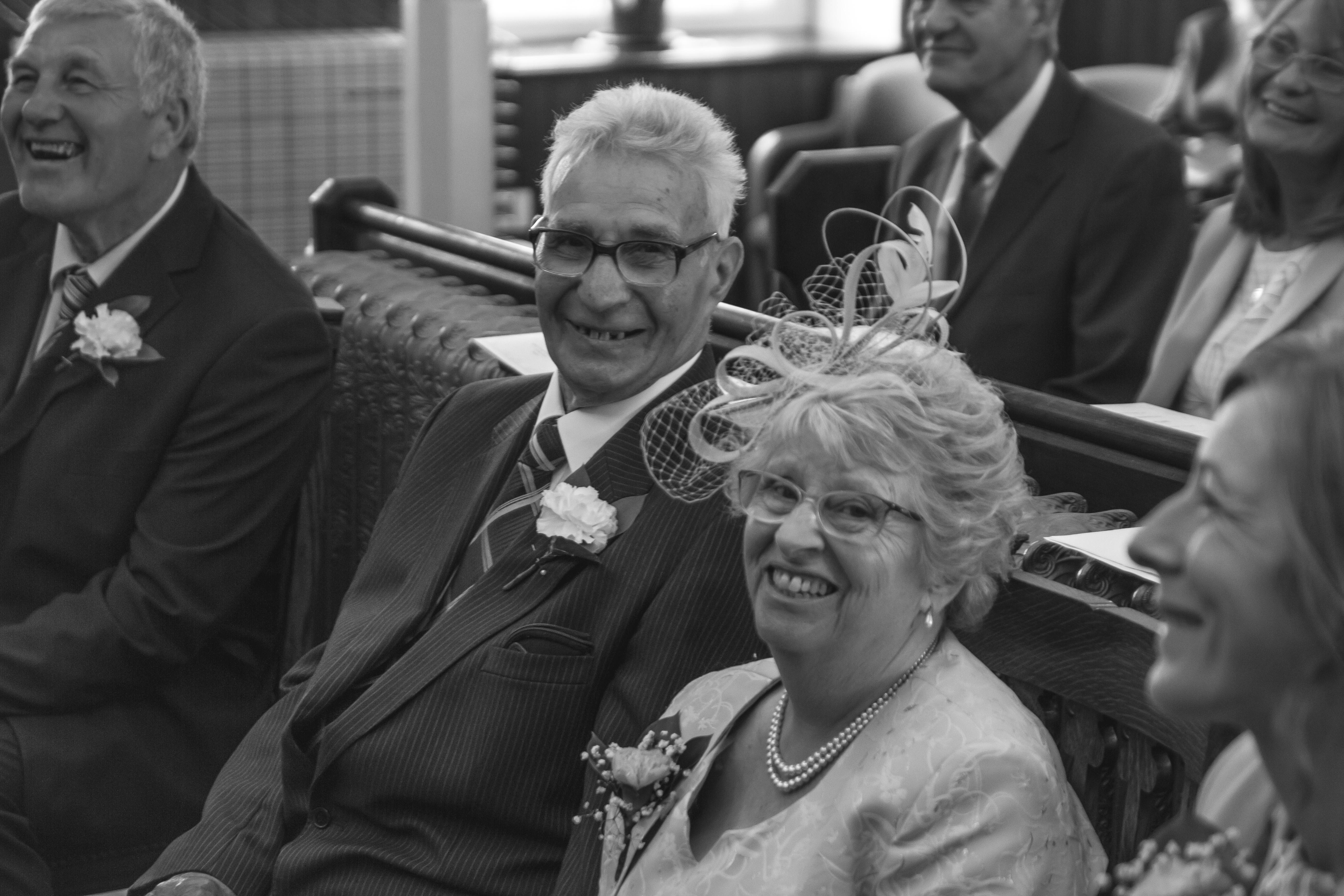 Dorothy and Geoffrey Wedding-16