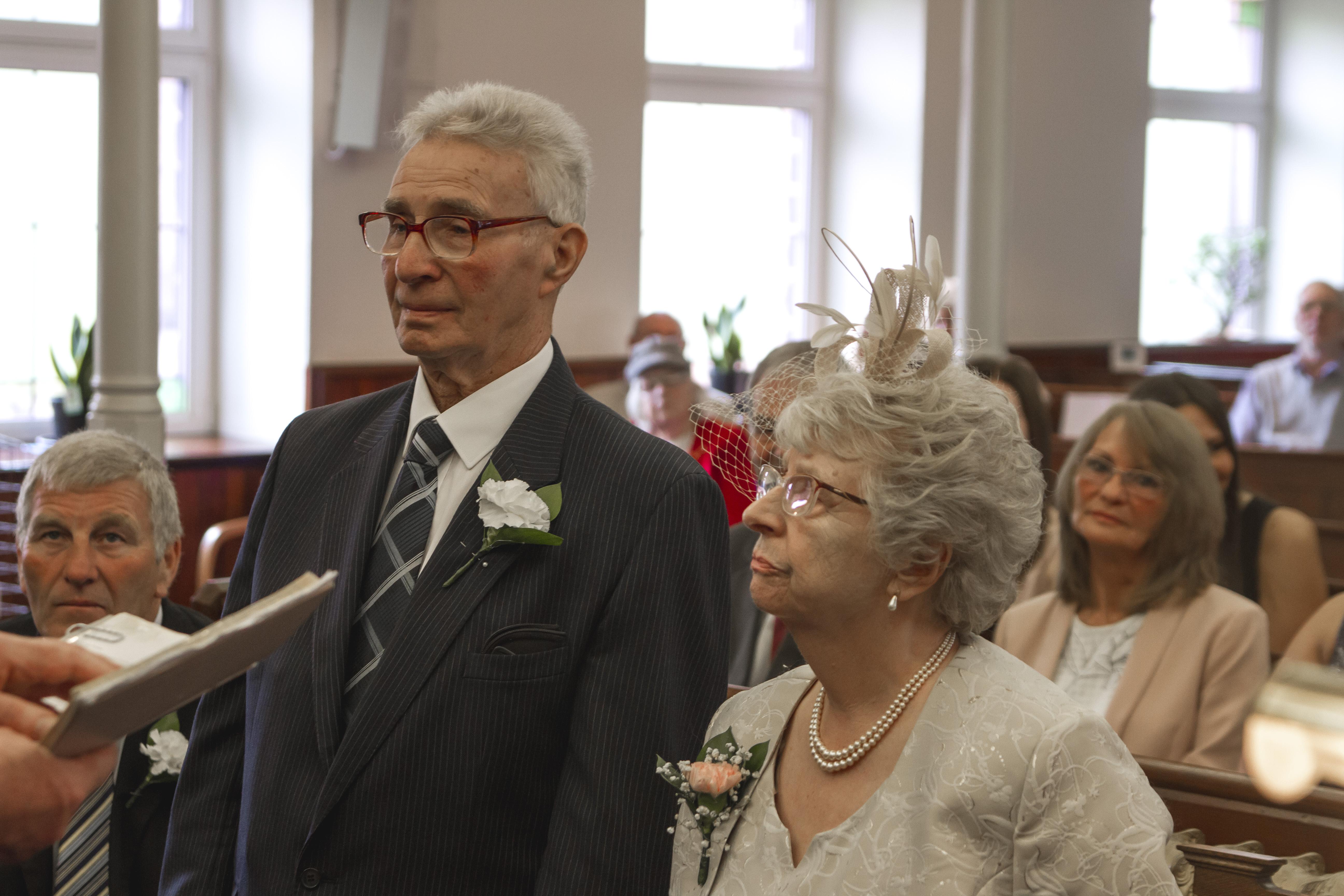 Dorothy and Geoffrey Wedding-34
