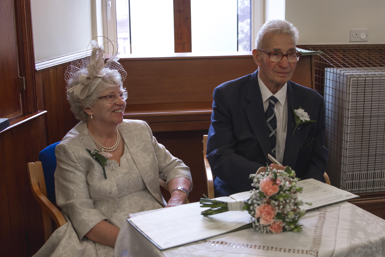 Dorothy and Geoffrey Wedding-73