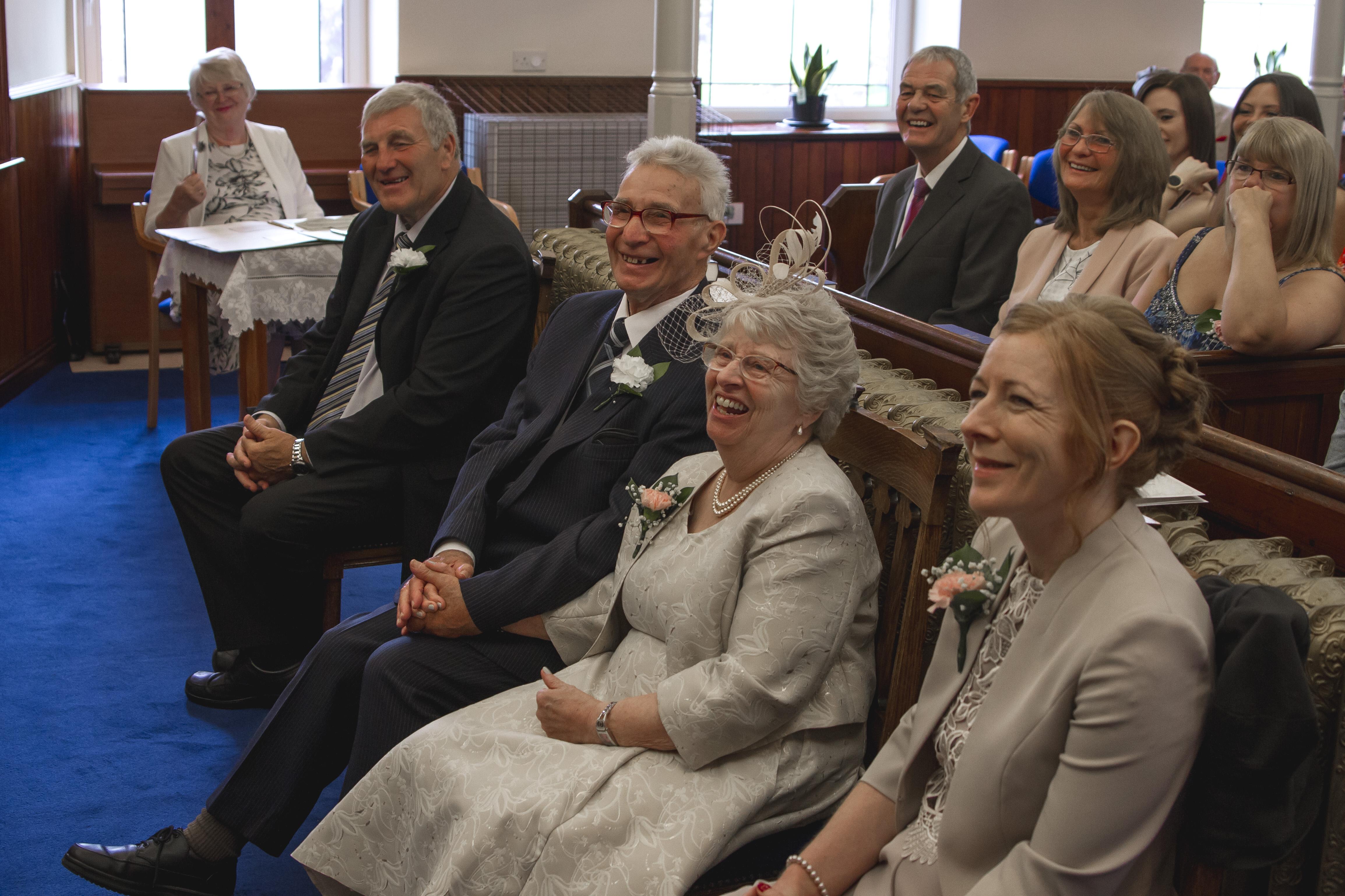 Dorothy and Geoffrey Wedding-69