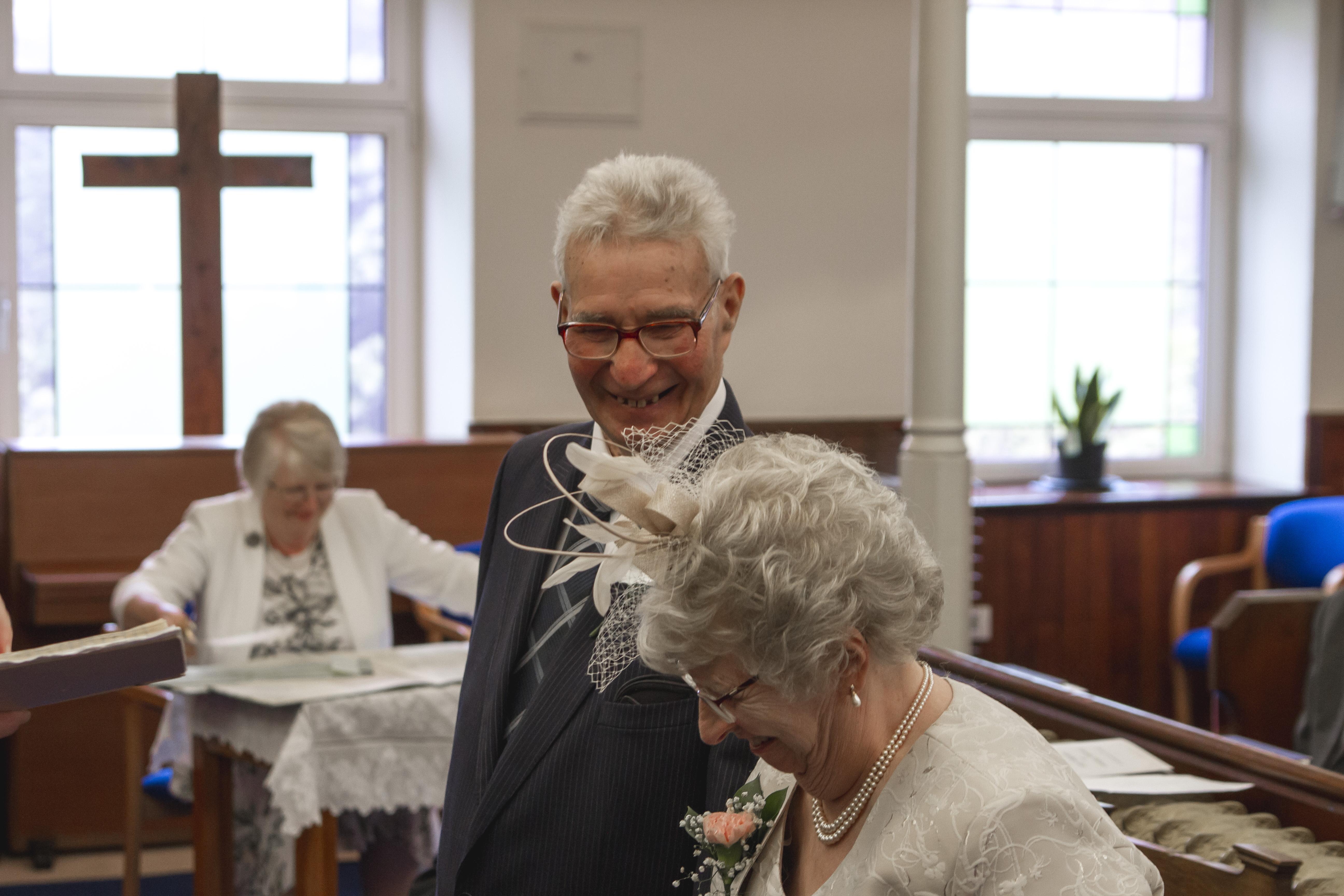 Dorothy and Geoffrey Wedding-57