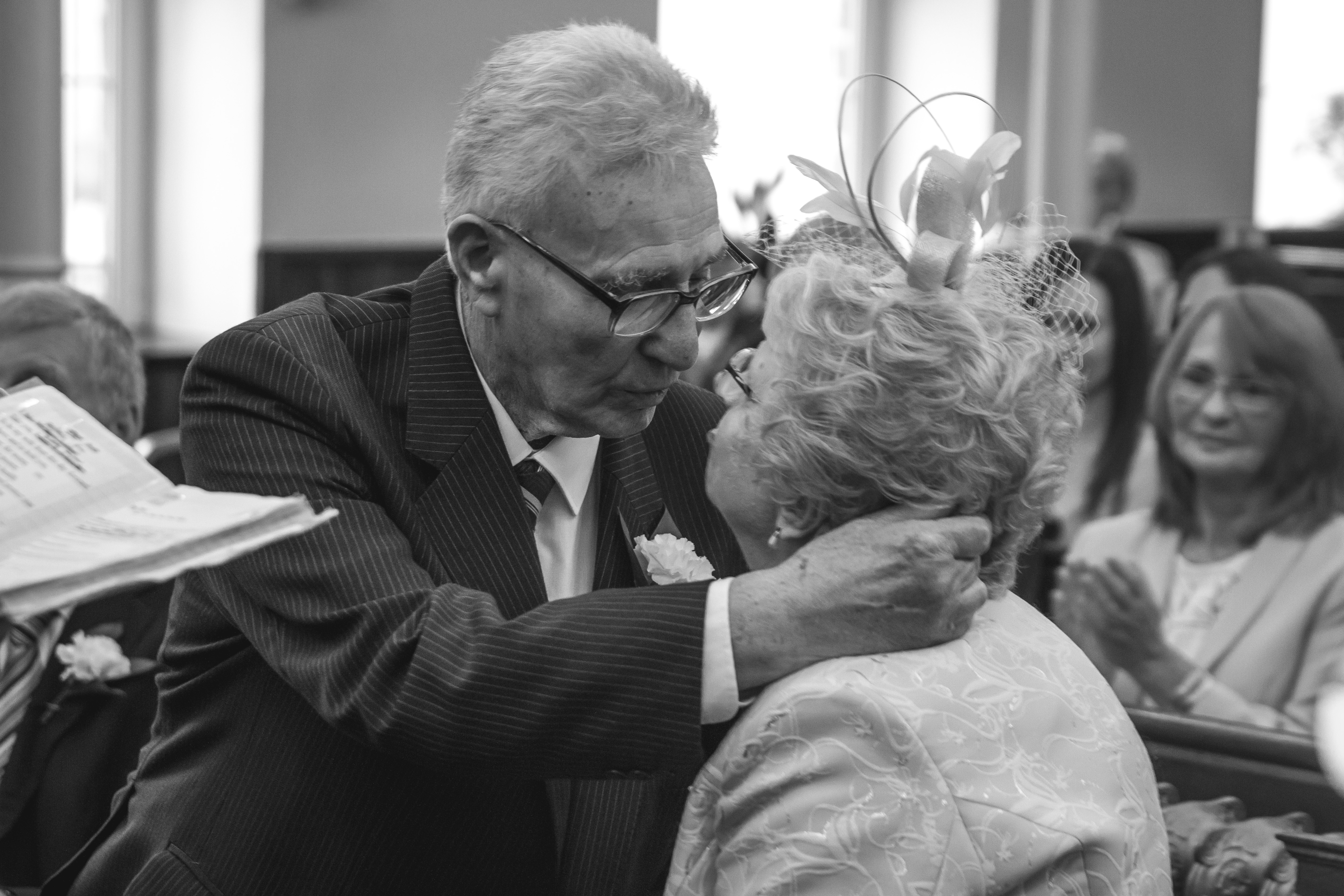 Dorothy and Geoffrey Wedding-56