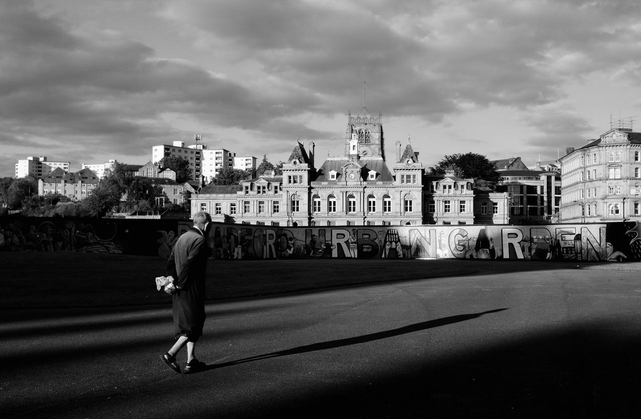 Geoffrey Brindley by Graham Bennett