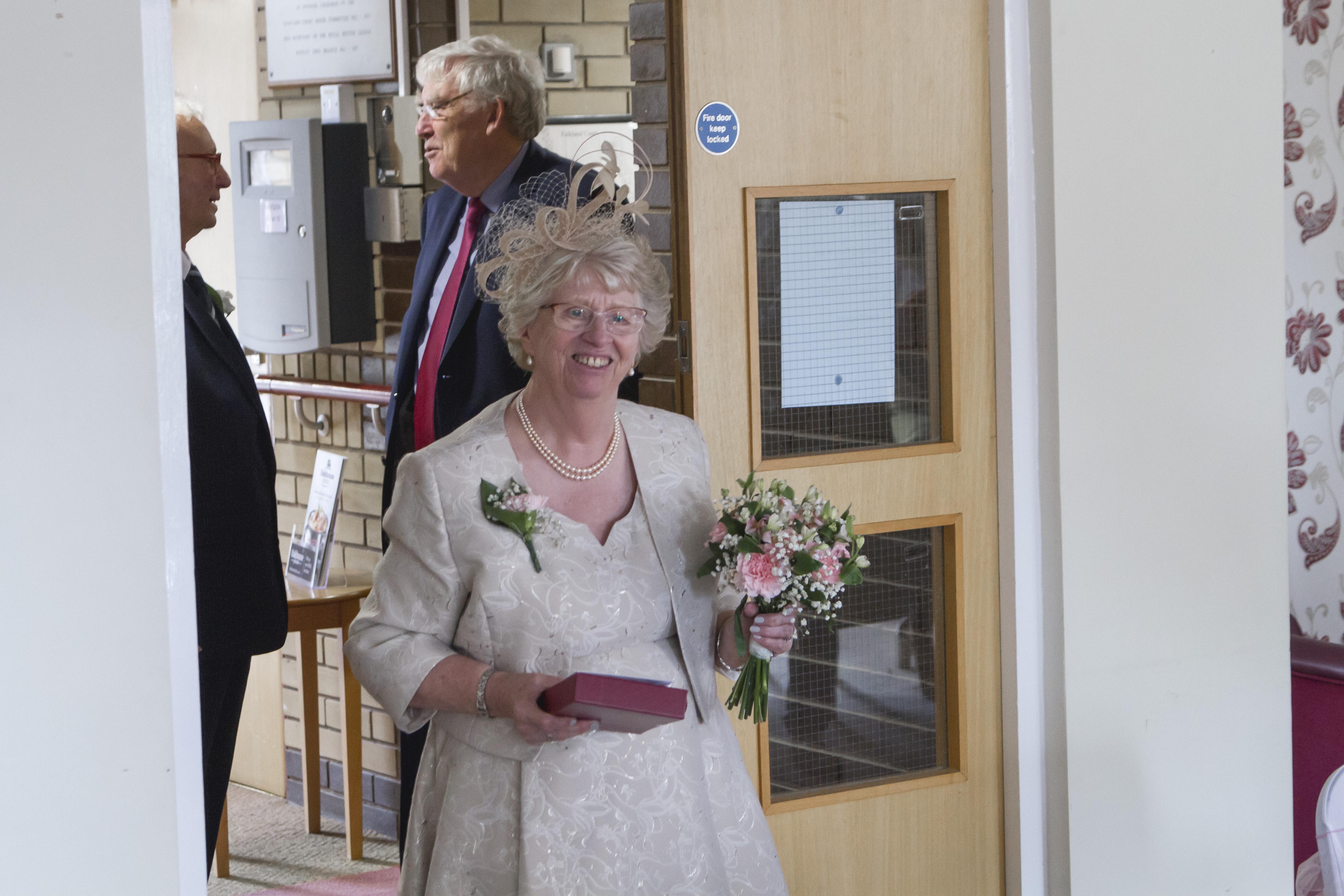 Dorothy and Geoffrey Wedding-121