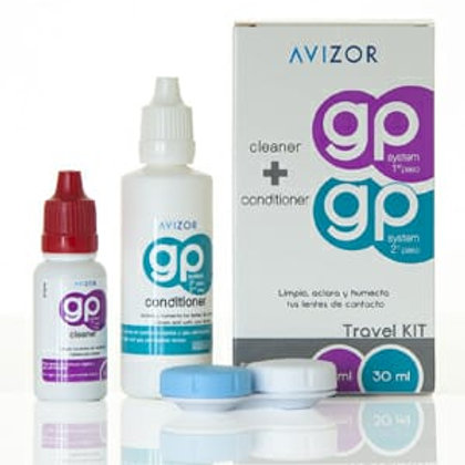 TRAVEL KIT GP- Cleaner 15ml + Conditioner 30ml