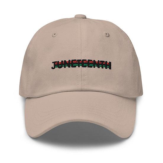 JUNETEETH Hat - Tan