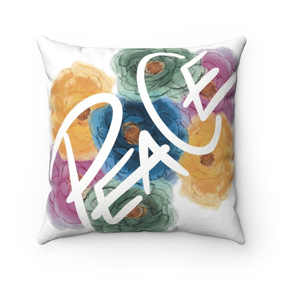 """""""Bed Peace"""" Pillow"""