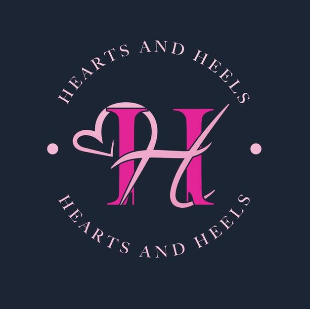 Hearts and Heels Logo