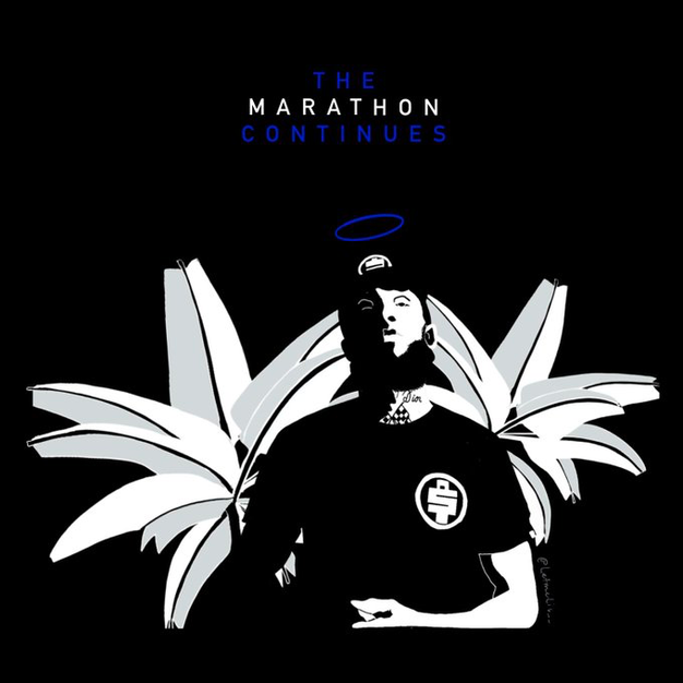 """The Marathon Continues"""