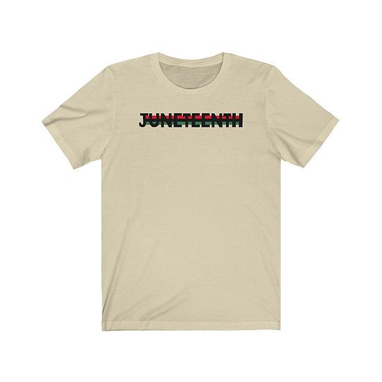 JUNETEENTH Tee - Tan