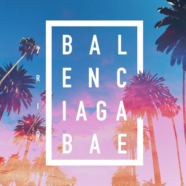 Balenciaga Bae Cover Art