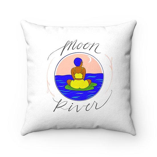 """Moon River"" Pillow"