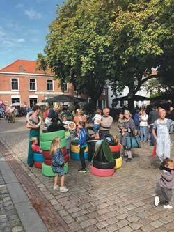 Final Groede Festival autobanden