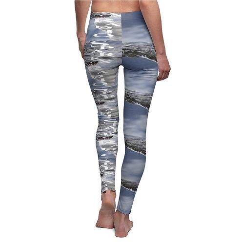 Sparkx Radio Women's Cut & Sew Casual Leggings