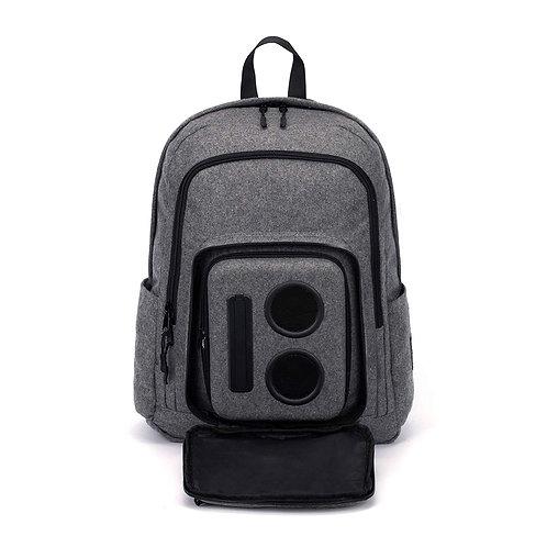 Bluetooth Speaker Backpack with 15-Watt Speakers & Subwoofer