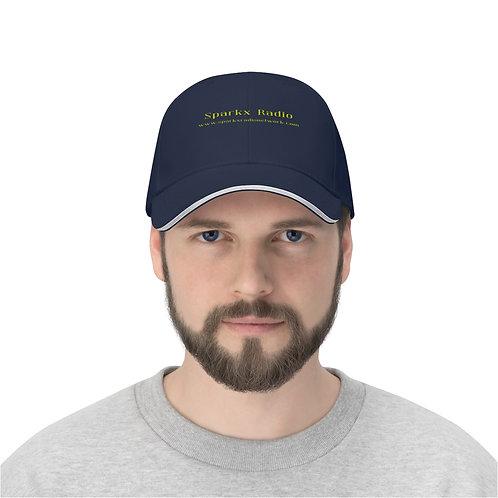 Sparkx Radio Sandwich Brim Hat
