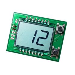Contatore LCD a basso assorbimento