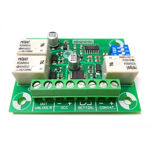 Timer programmabile alimentato a batteria