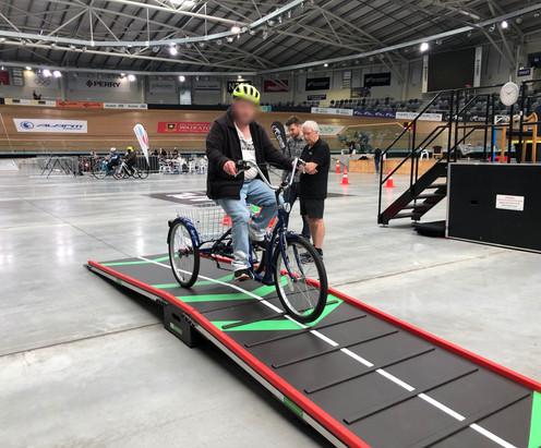 Velodrome Community Trikes