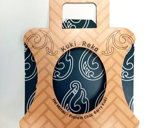 Hei Matau Cookie Packaging