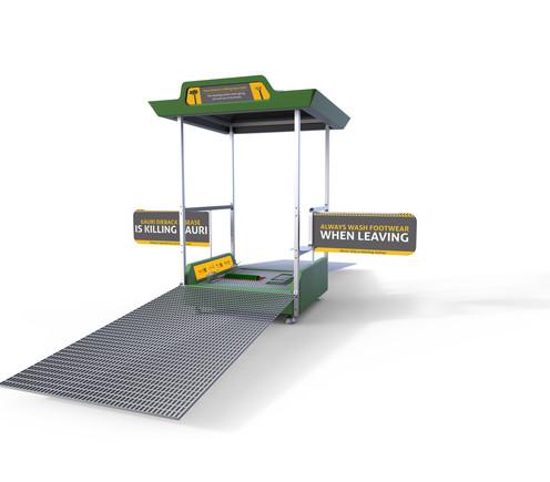 Modular stations