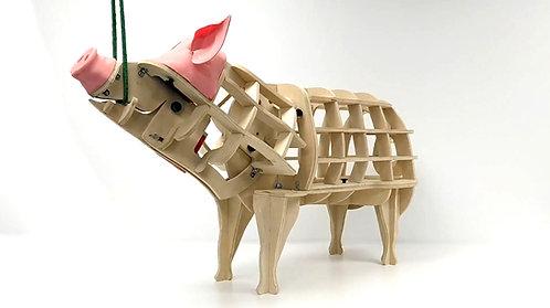 Pig Nose Ringing/Snaring Model