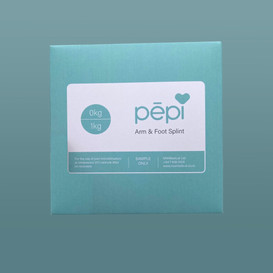 Pepi Splint Packaging Design