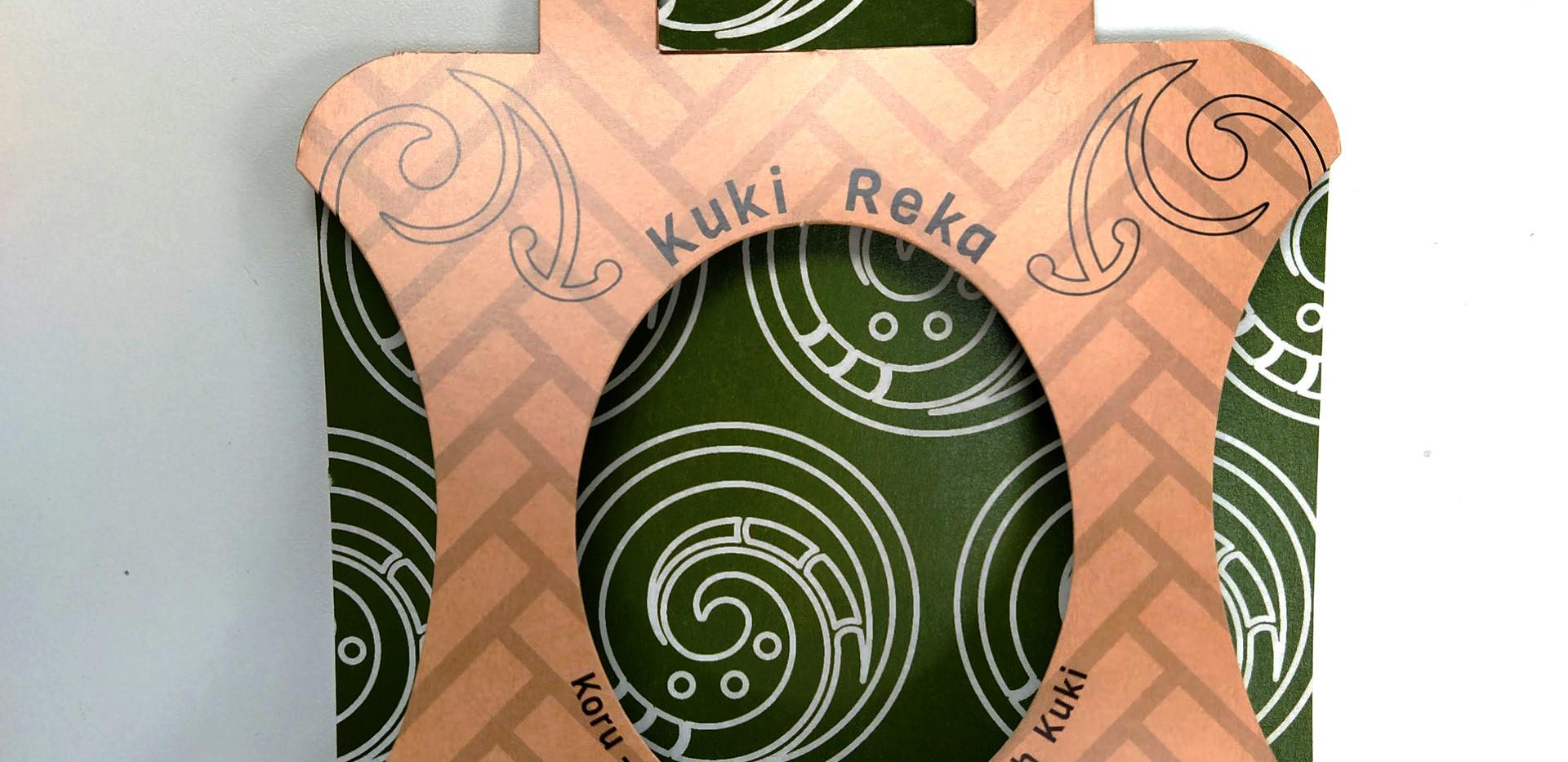 Koru Cookie Packaging