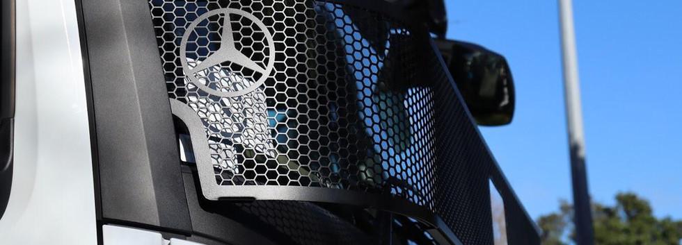 Mercedes Truck Stoneguard
