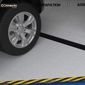 DUX Connecto Trade Animation