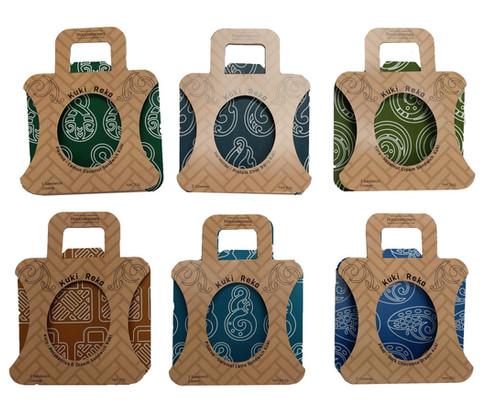 Kuki Reka Cookie Packaging